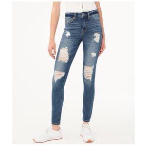 Aeropostale dark wash jeans